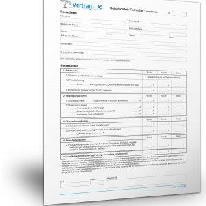 reisekostenformular