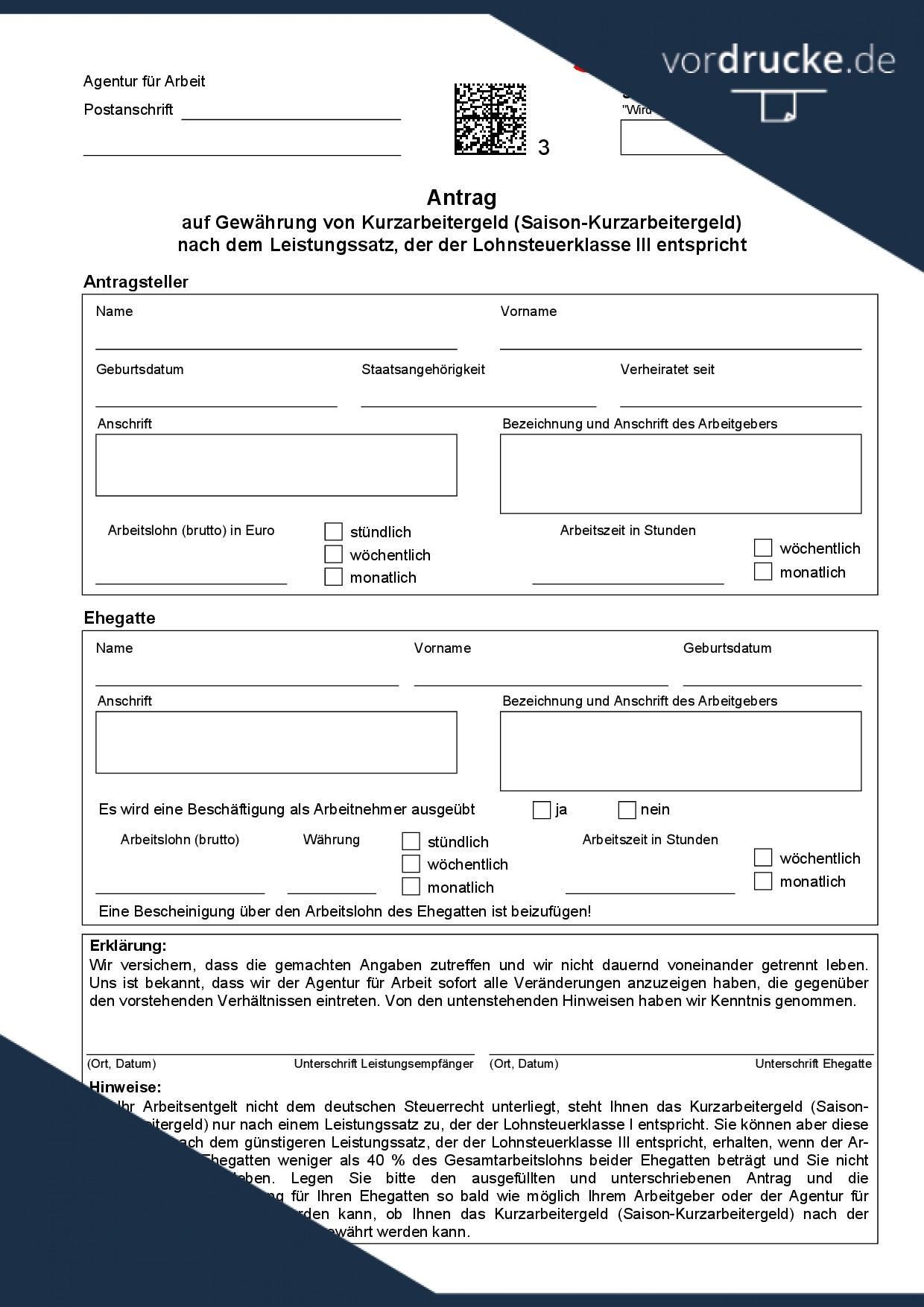 Antrag-auf-Kurzarbeitergeld-für-Grenzgänger